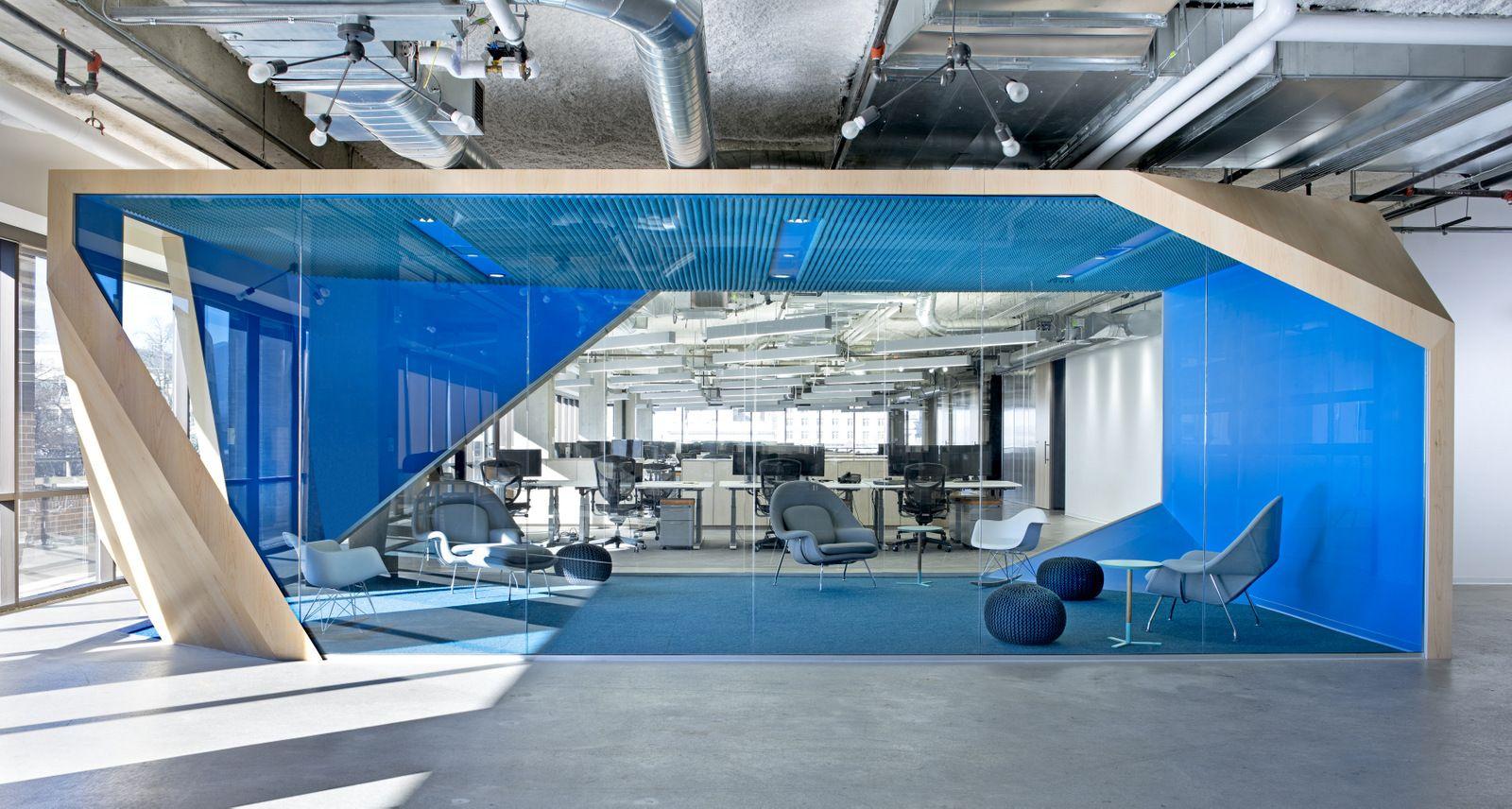 Office tour venafi headquarters u salt lake city collaborate