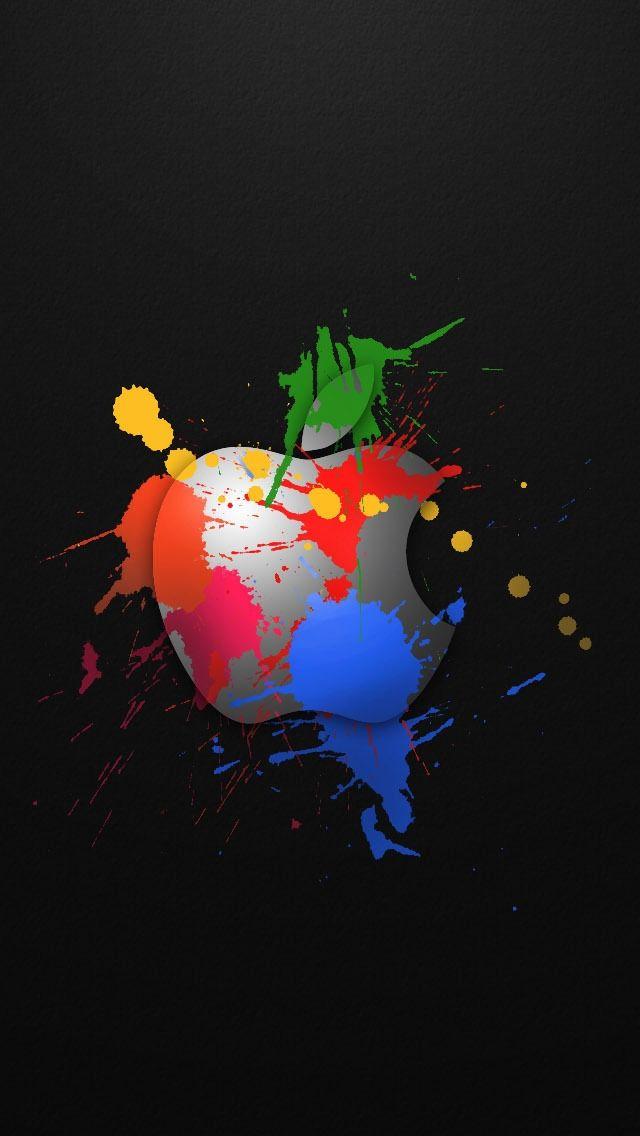 Pin by iLikewallpaper-iOS Wallpaper on iPhone 5~SE Wallpapers | Apple logo wallpaper, Apple ...
