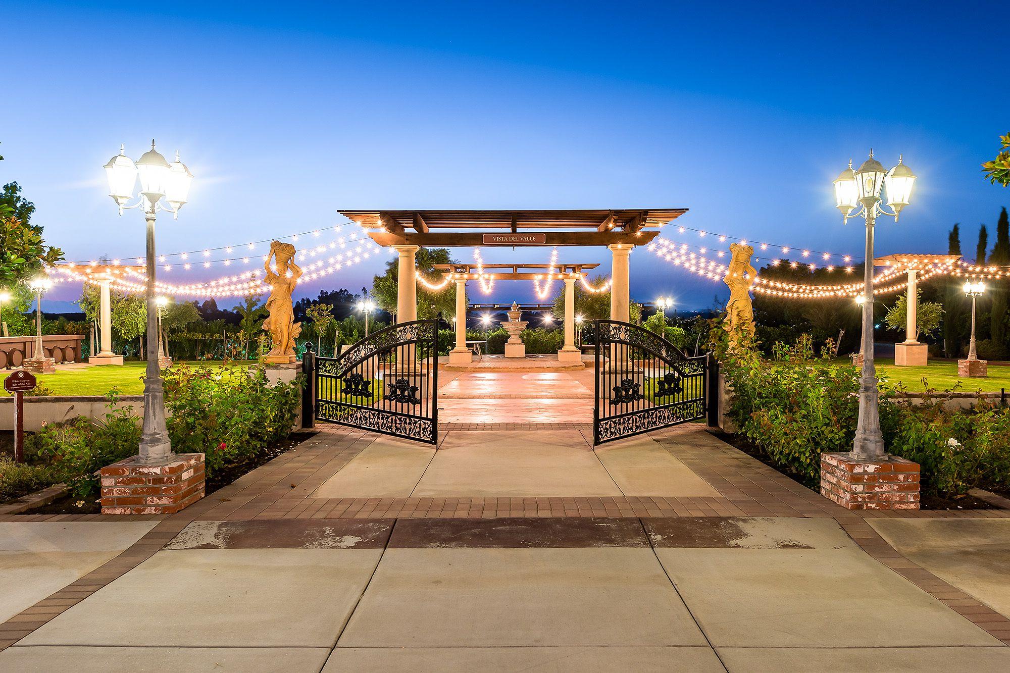 Weddings at Mount Palomar Winery. MountPalomarWinery