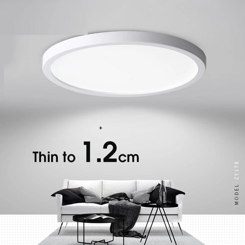 Led Ceiling Light 6w 9w 13w 18w 24w Modern Surface Ceiling Lamp