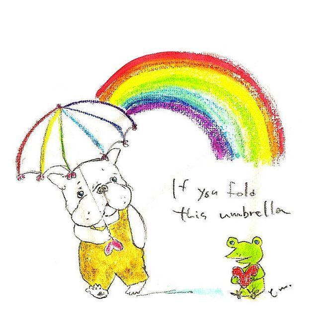 虹 おしゃれまとめの人気アイデア Pinterest N Com 2021 虹 イラスト イラスト 手書き 絵