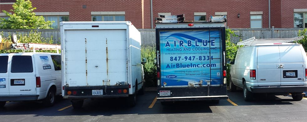 Air Blue Heating And Cooling 551 North Wolf Road Wheeling Il