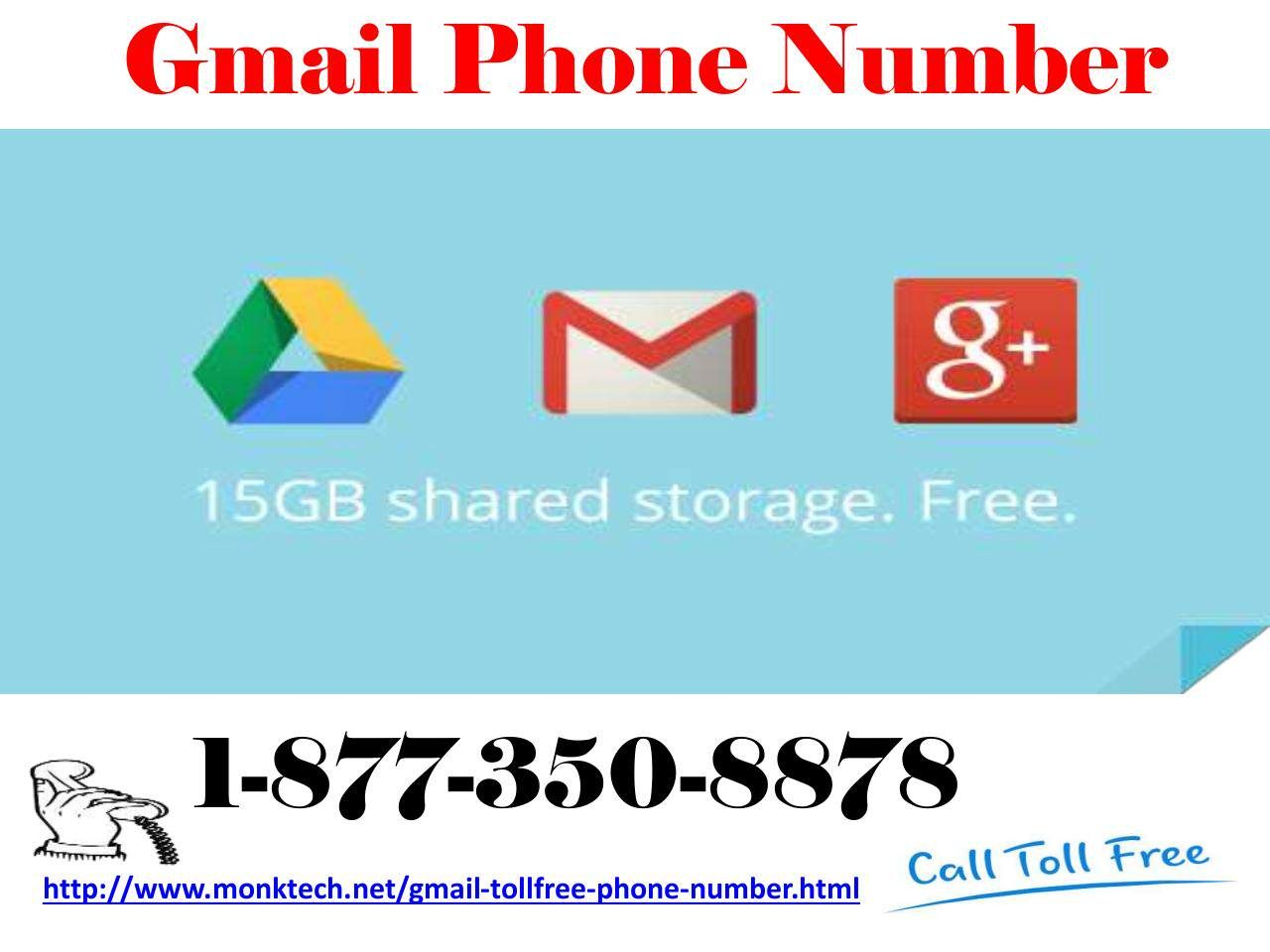 Cant solve gmail issues by your own dial gmail phone