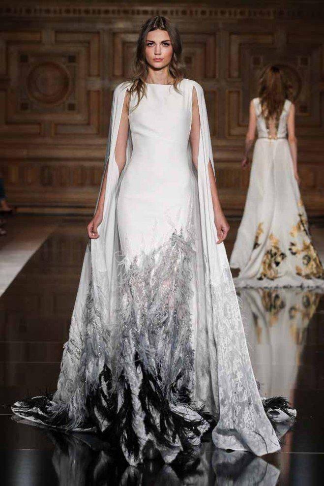 Kleider mit Wow-Effekt: Die schönsten Haute Couture Brautkleider ...