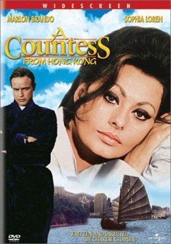 A Countess from Hong Kong (1967) - Charles Chaplin. La contessa di Hong Kong.