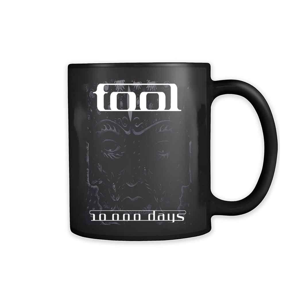 Tool 10000 Days Bw 11oz Mug