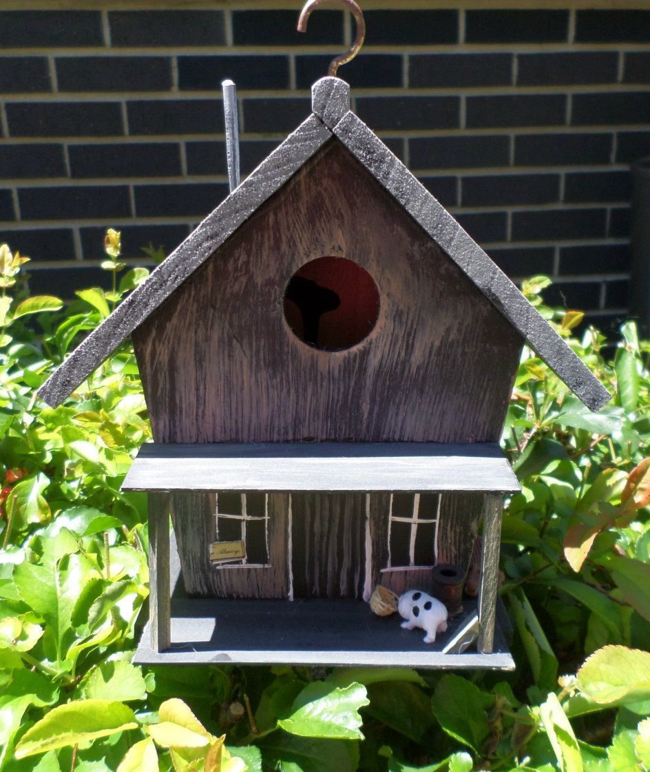 Decorative Birdhouses For Inside Wooden Bird Houses Decorative