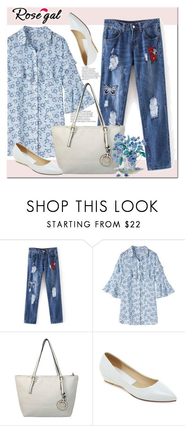 """""""Rosegal!"""" by clumsy-dreamer ❤ liked on Polyvore featuring dress, rosegal and bikinisets"""
