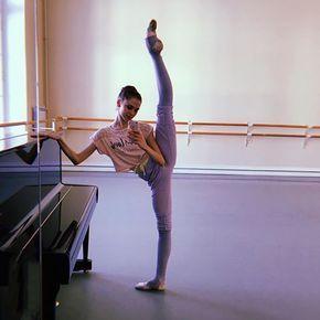 Login #balletfitness