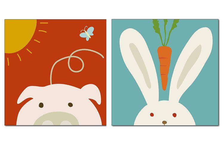 Peek-a-Boo Animal | Yuko Lau Designs website