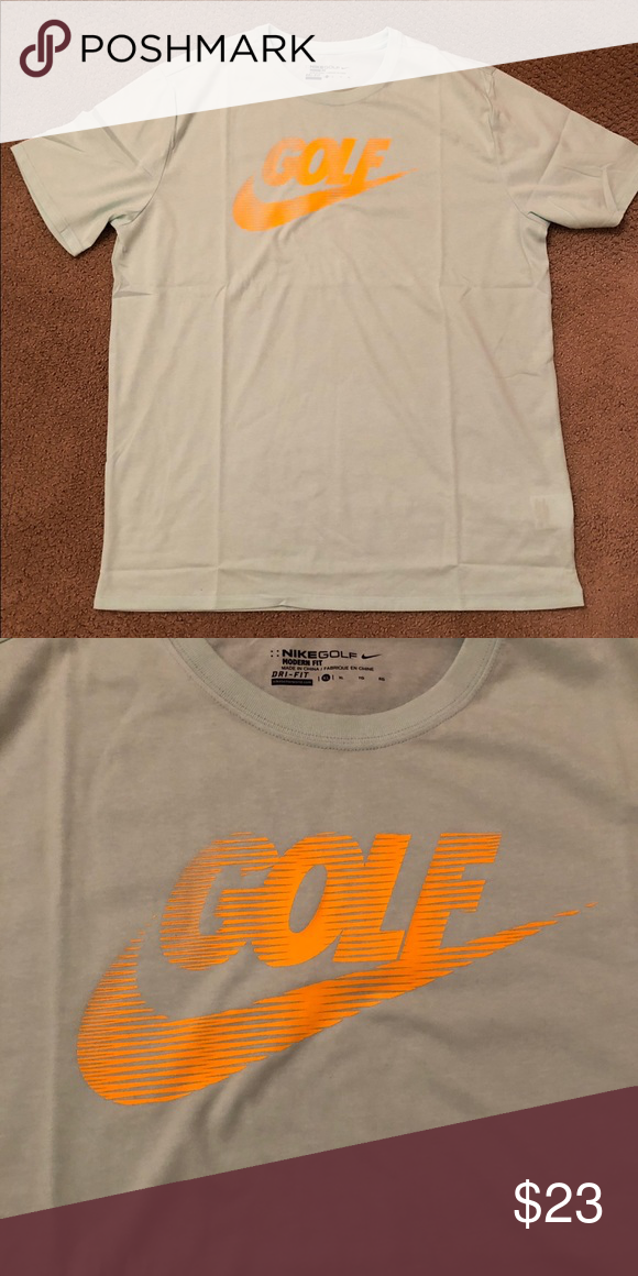 Nike Dri Fit Men's Xl T-shirt Activewear Tops New With Tags