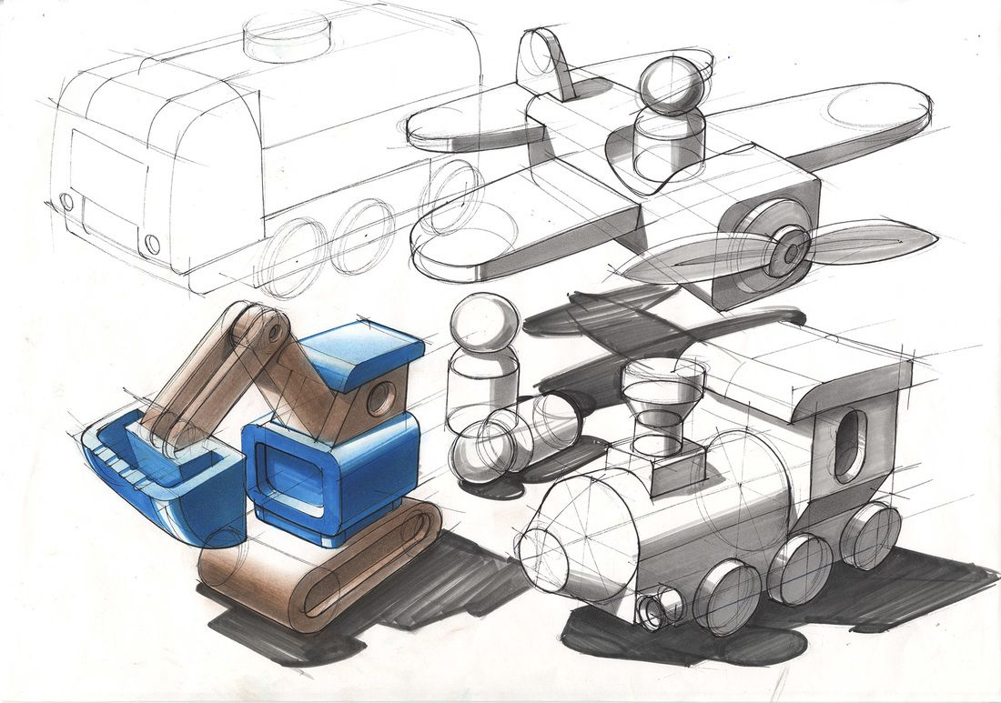 Po1 Design Drawing Is Based Upon A General Knowledge Of