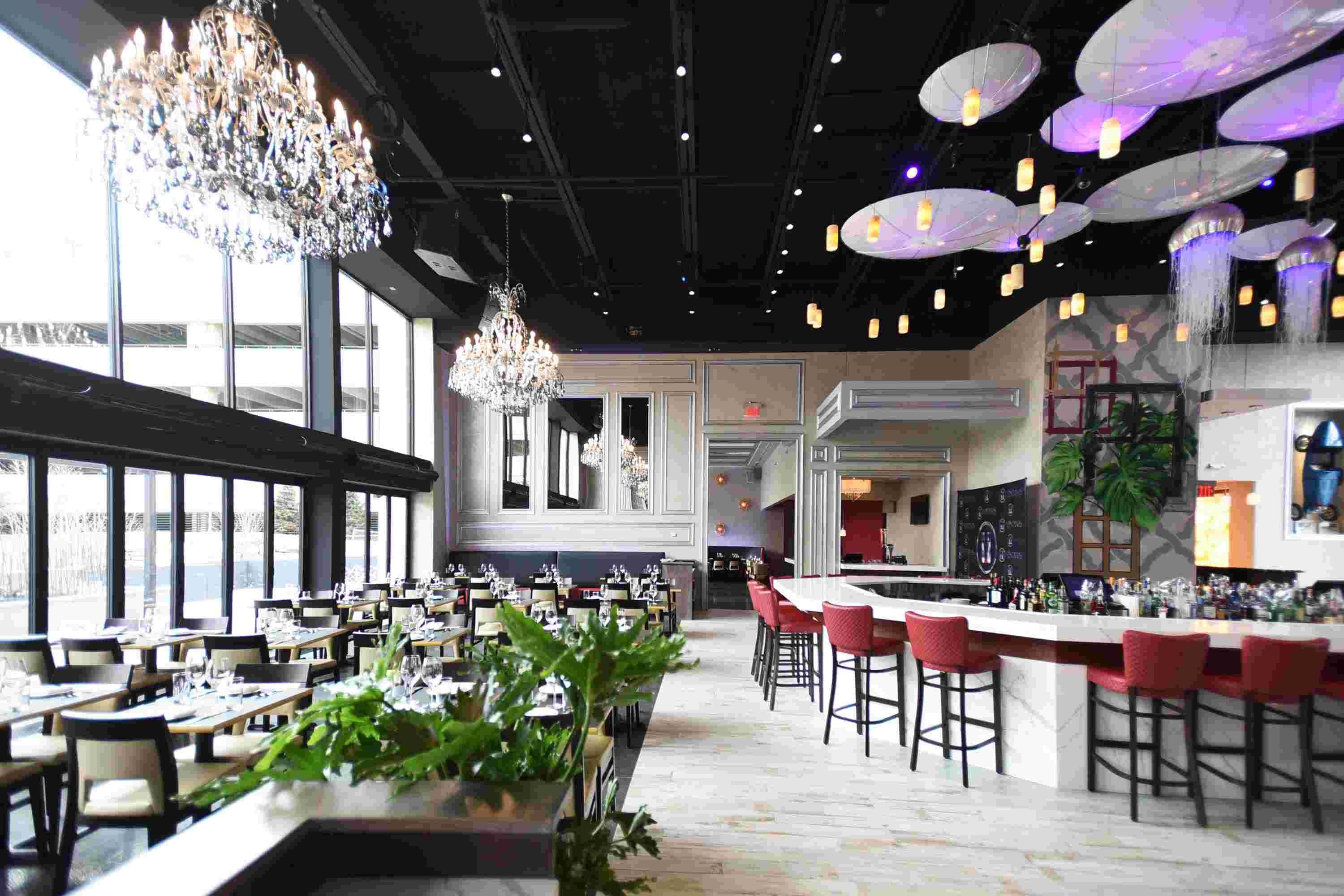 Ventanas In Fort Lee Nj Now Open In 2020 Fort Lee Dining Interior Photo