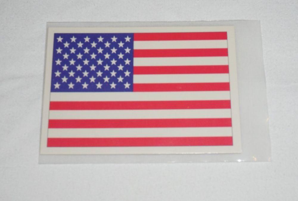 Rare 1991 Score 737 Operation Desert Storm American Flag
