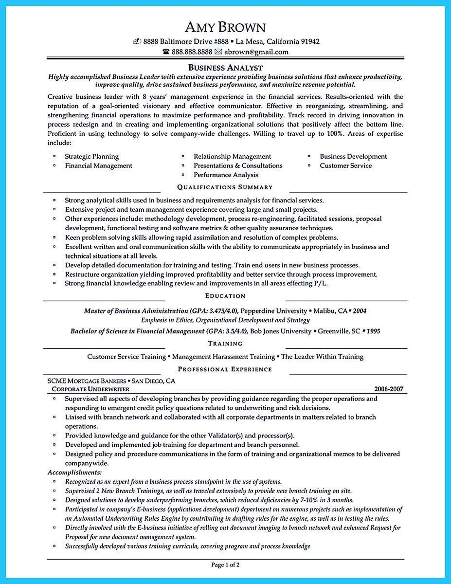 Resume Examples By Industry And Job Title With Images Business