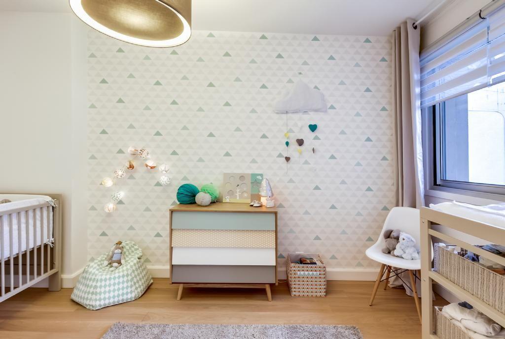 Décoration chambre bébé de notre experte Feng Shui Anne-Lise DECO