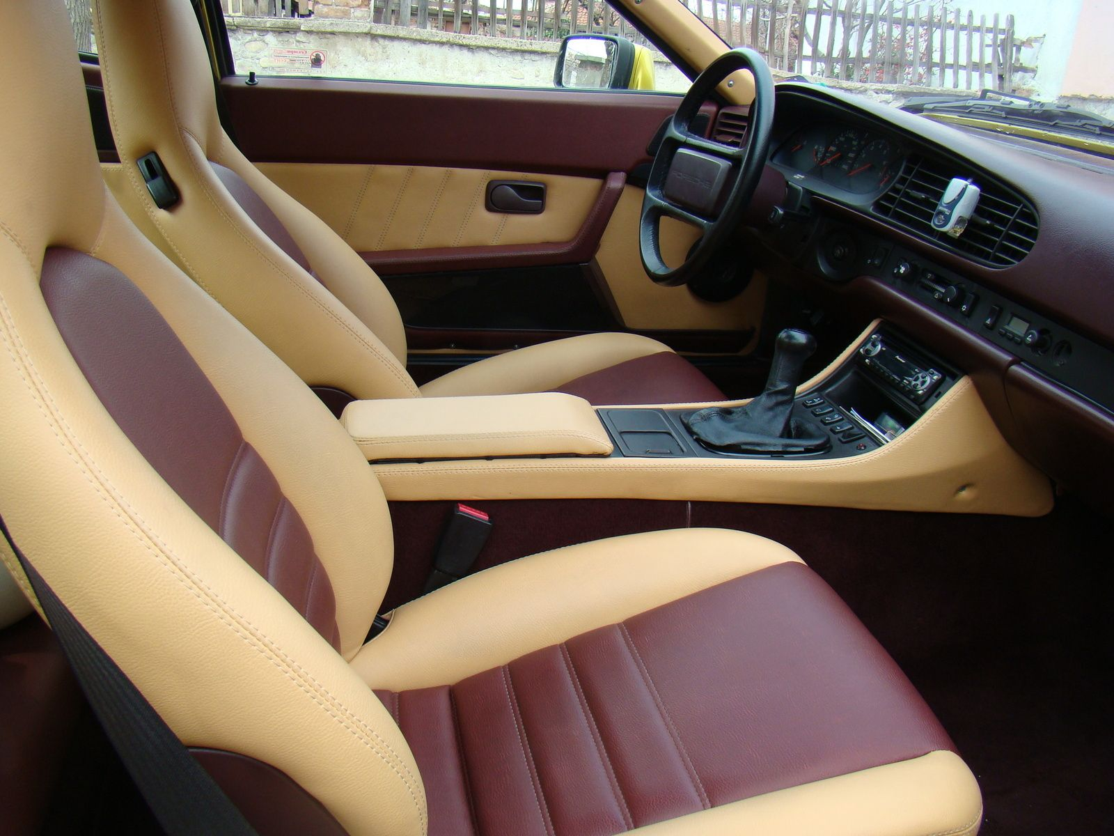 Awesome Porsche 944 Interior #3 Great Ideas
