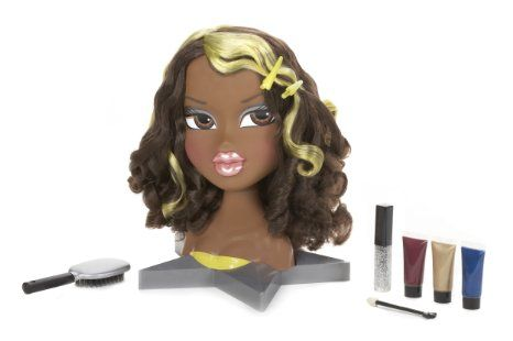 Bratz Styling Head Doll Google Search Style Makeover Funky Fashion Hair Makeover