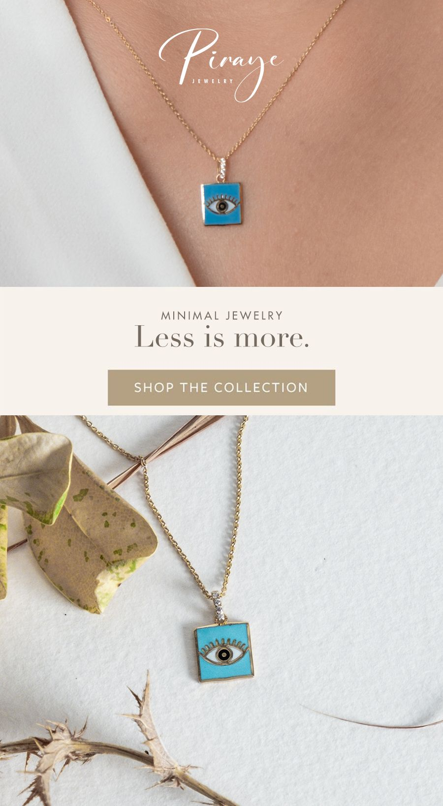 GIft for Her Elegant Necklace Gold Turquoise necklace Anniversary Gift Women/' s Necklaces Delicate Jewelry Valentine/'s Gift Pendant