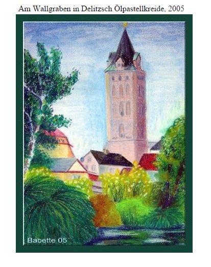 Turm in Delitzsch