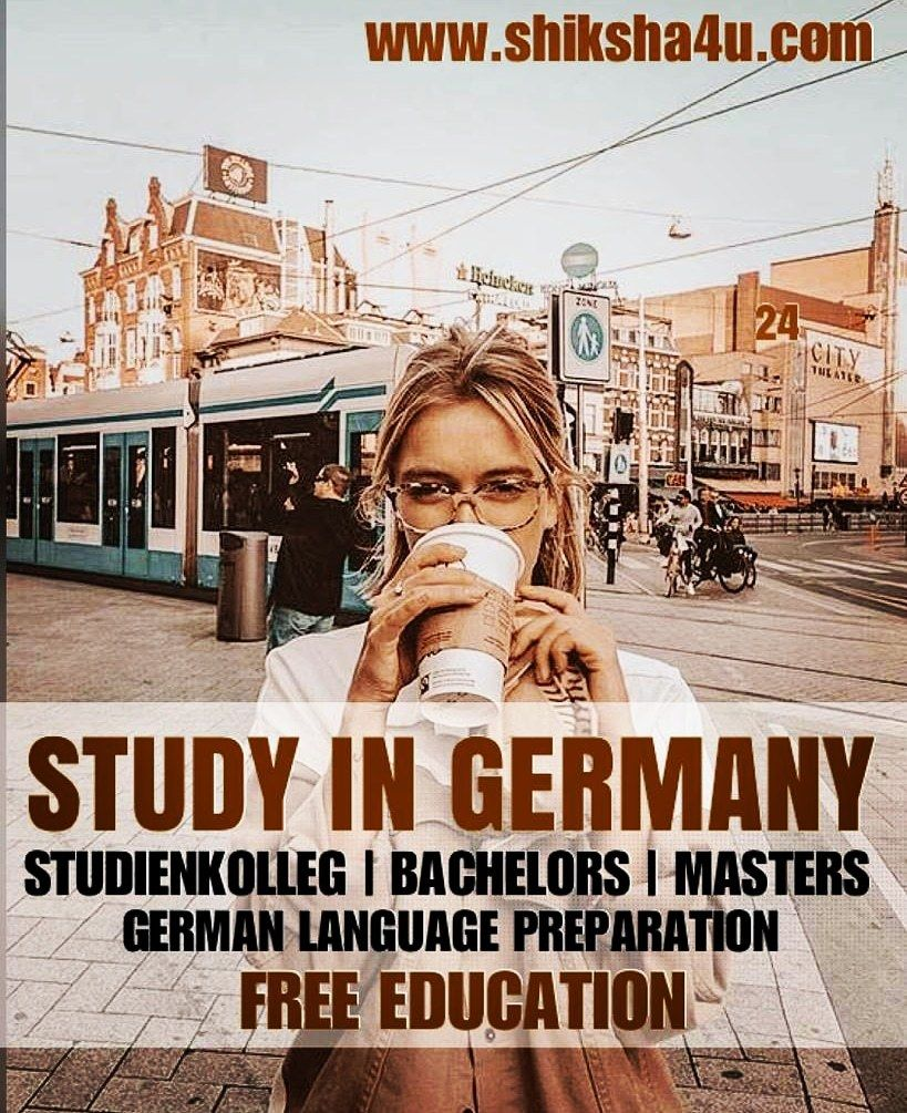Study In Berlin In English
