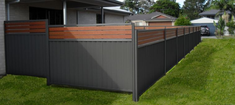Breezeway Colorbond 174 Fences Perth Brisbane Melbourne