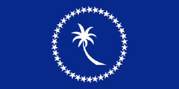 Flag Of Chuuk Federated States Of Micronesia Micronesia Pohnpei