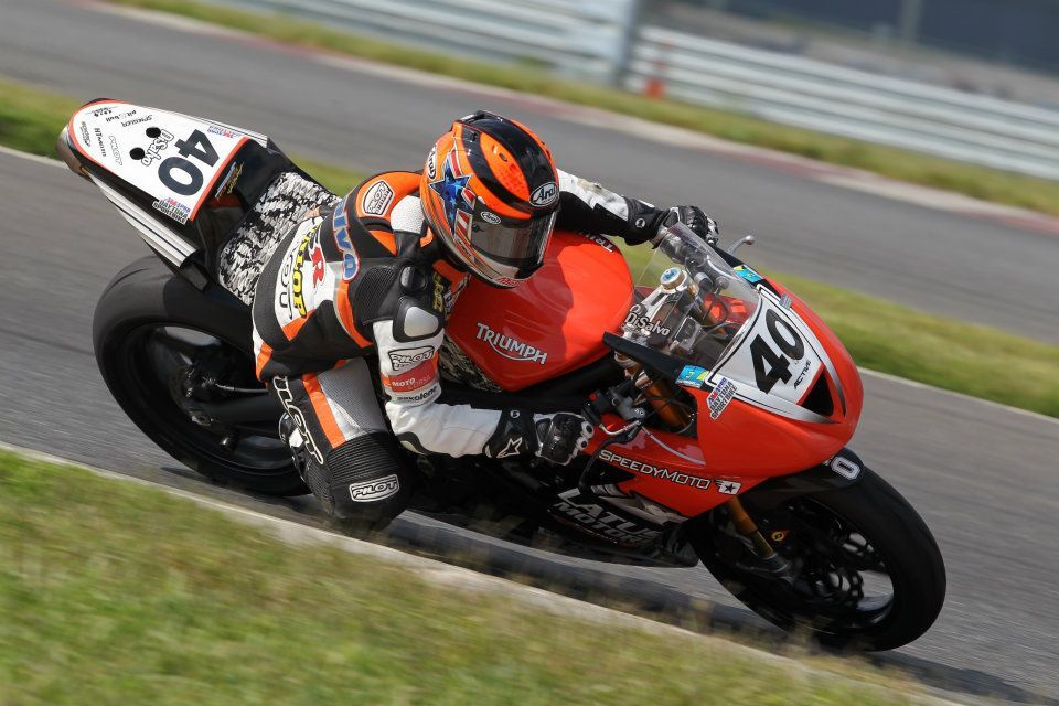 Jason Disalvo Team Latus Motors Born In New York Stands 5 3 And Weighs In At A Whopping 140lbs Jason Started The 2011 Season By Winning The Daytona 200