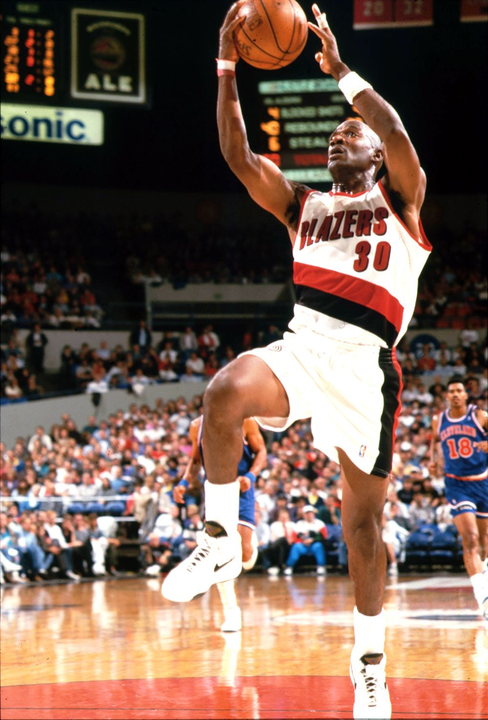 This Day In Basketball History: 1990 - Terry Porter of the ...