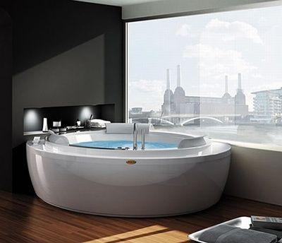 relaxing jacuzzi bathrooms designs bathroom designs