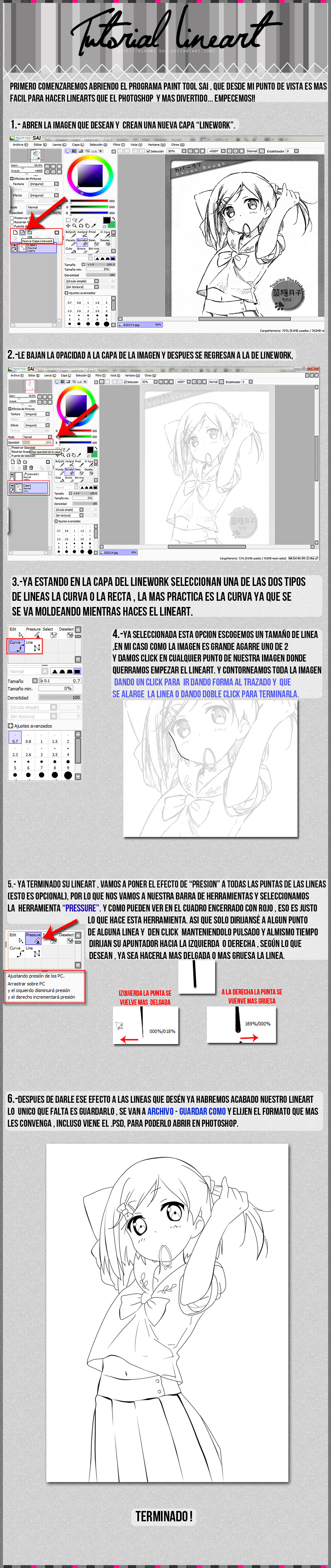 Tutorial lineart en paint tool sai by airumi daiiantart on tutorial lineart en paint tool sai by airumi daiiantart on baditri Choice Image