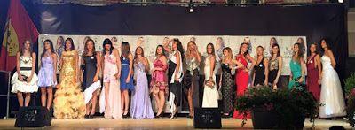 FASHION FASHION: Miss Mondo a Bagnara di Romagna