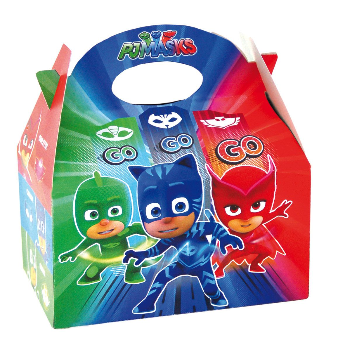 Pj Masks Party Tableware Ebay Home Furniture Diy Pj Mask Party Pj Masks Birthday Party Boys Birthday Party Box
