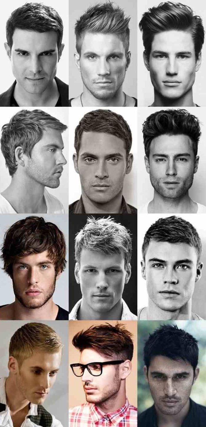 Comment Choisir Une Coupe De Cheveux Homme Coupe Cheveux Homme Cheveux Homme Coiffure Garcon