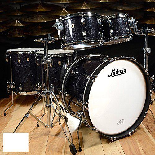 Ludwig Legacy Mahogany 10/12/14/16/22 Studio 22 5pc Kit Jumbo Black ...
