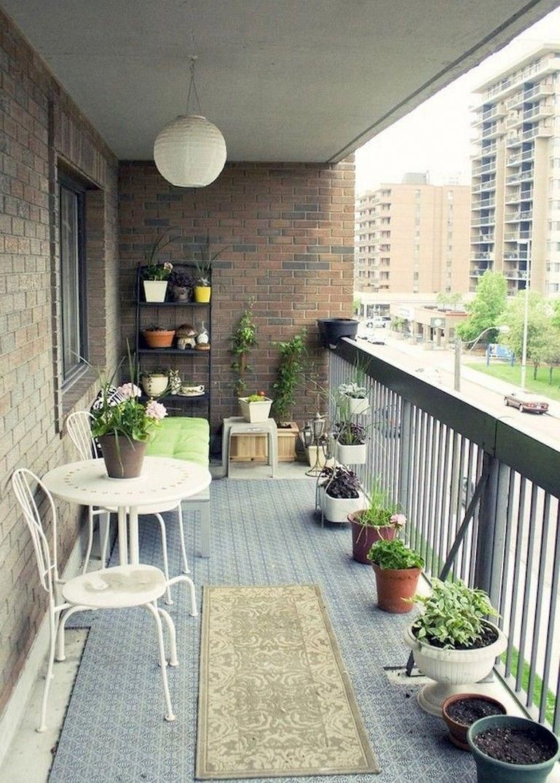 75 beautiful apartment balcony decorating ideas on a budget apartment balconydecor condo on christmas balcony decorations apartment patio id=37723
