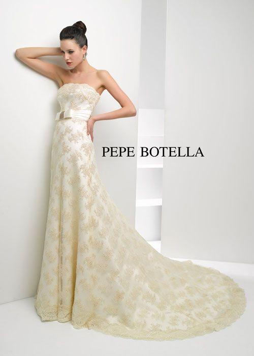 Spaniens Brautmode Aktuelle Pepe Botella Kollektion 2017