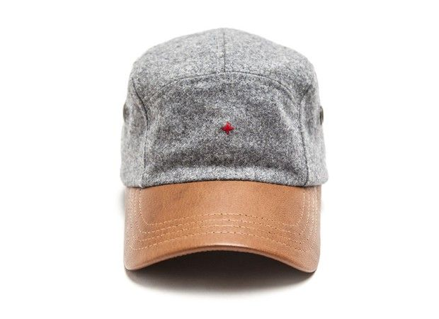 167794b3 Wool Camp Hat | Apolis | + SPARKLE + | Leather hats, Hats, Fashion ...