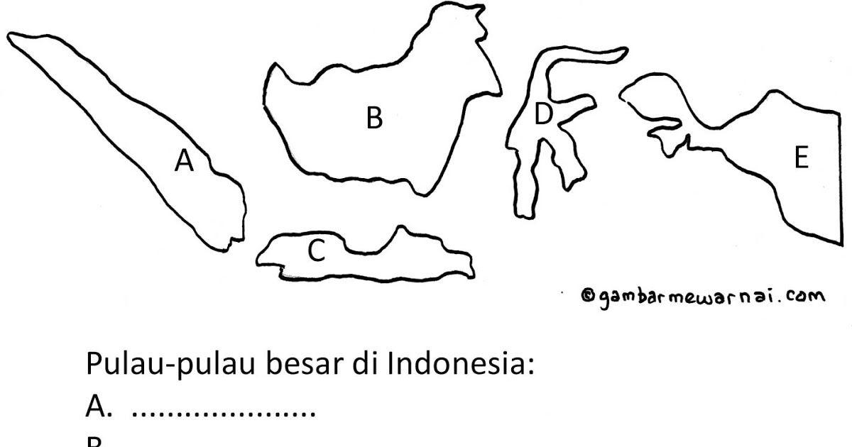 Gambar Peta Indonesia Mewarnai Http Bit Ly 2moxjp3 Pemandangan Pemandangan Indah Pemandangan Alam Warna Gambar Peta