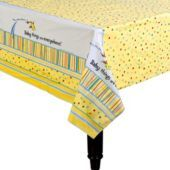 Dr. Seuss Baby Shower Table Cover - Party City
