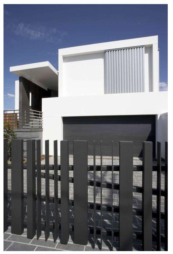Gartenzaun Modern Metall | extetic.colbro.co