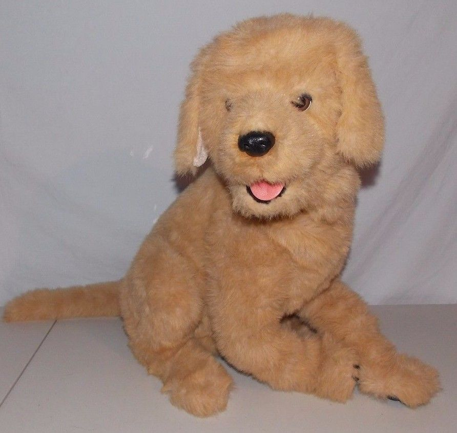 Fur Real Friends Biscuit My Lovin Pup Interactive Golden Retriever