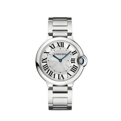 10 Pieces of Jewelry to own before Age 30: Cartier Ballon Bleu watch, $5,500, cartier.us   - TownandCountryMag.com