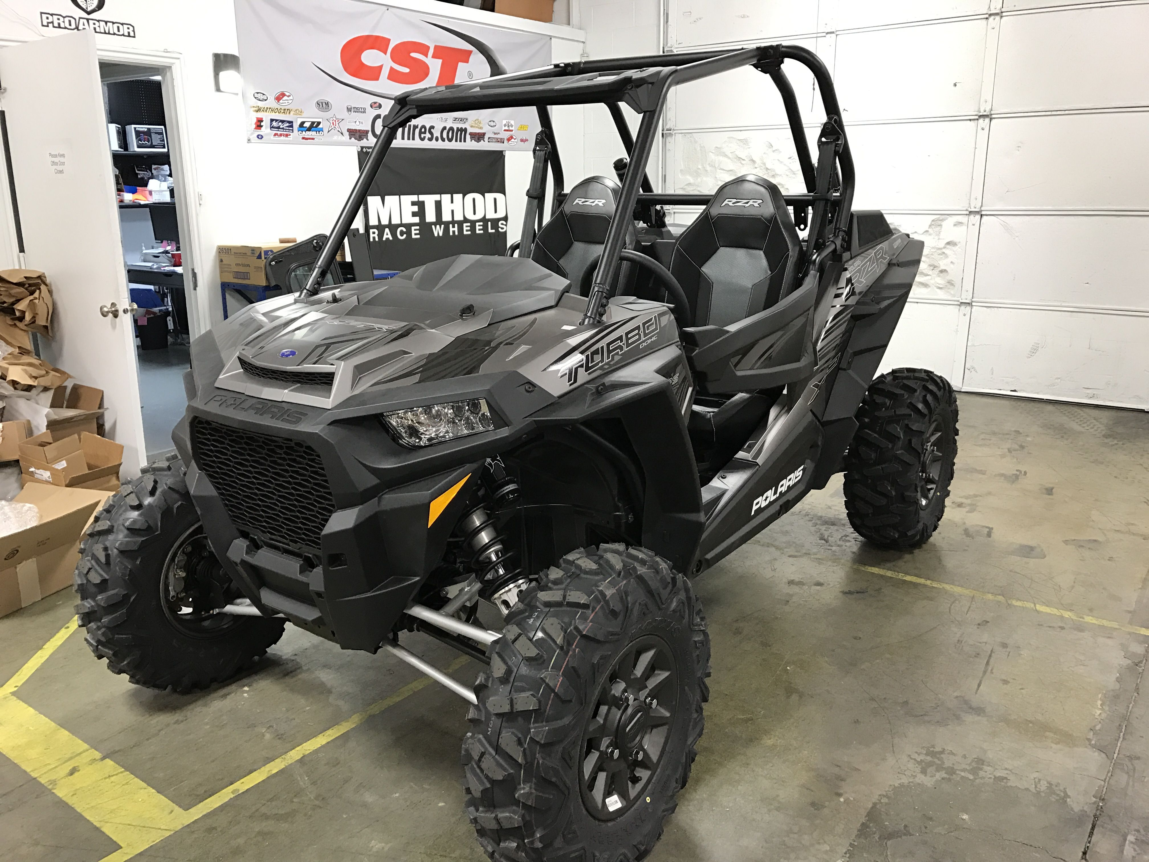 kombustion motorsports new 2017 rzr xp turbo shop build getting ready to be customized utv. Black Bedroom Furniture Sets. Home Design Ideas