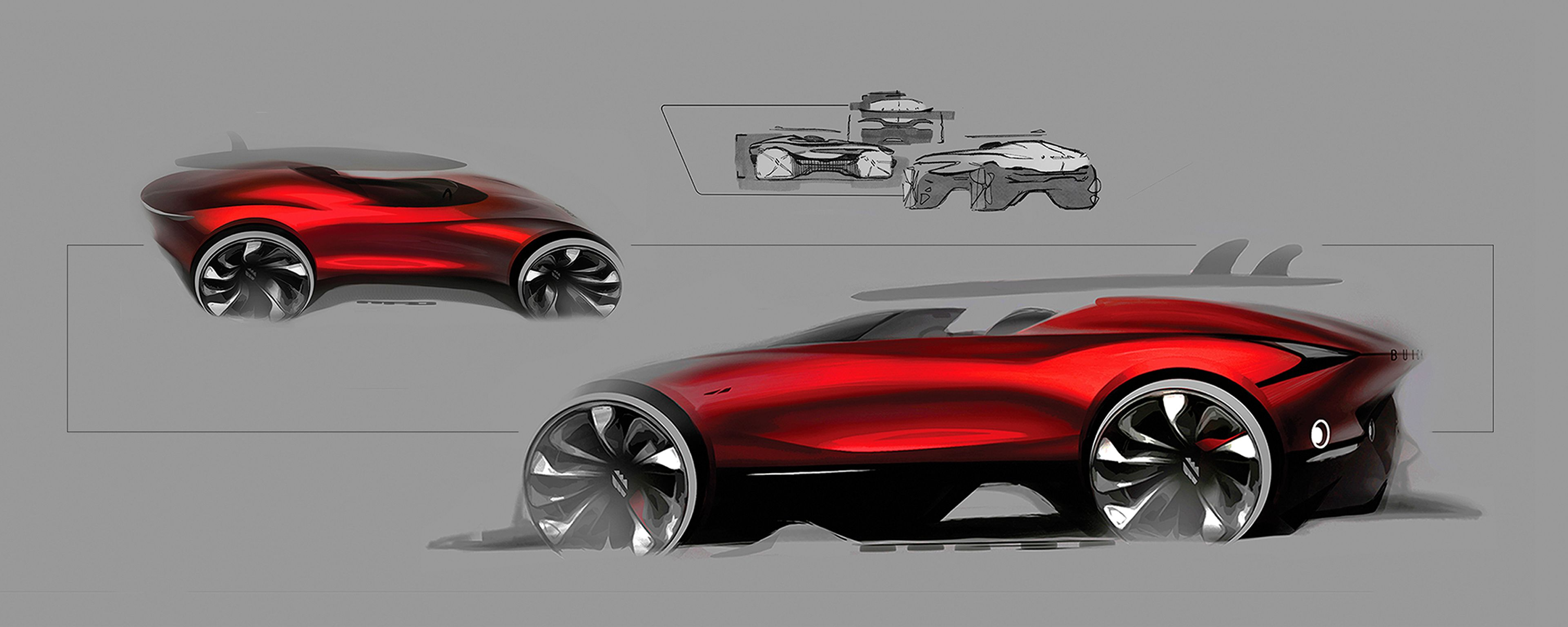 Buick Offroadster Concept on Behance