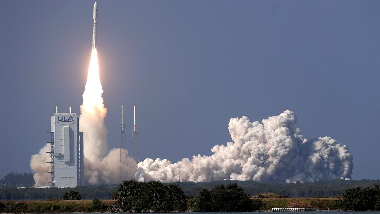 Space Force Makes Its First Launch As Military Satellite Lifts Off From Cape Canaveral In 2020 Military Satellite Satellite Network Military Operations