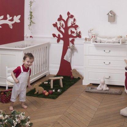 Chambre Ines Complete Blanche Lit 60x120 Cm Chambre Bebe Ikea La Chambre Des Enfants Meubles De Pouponnieres