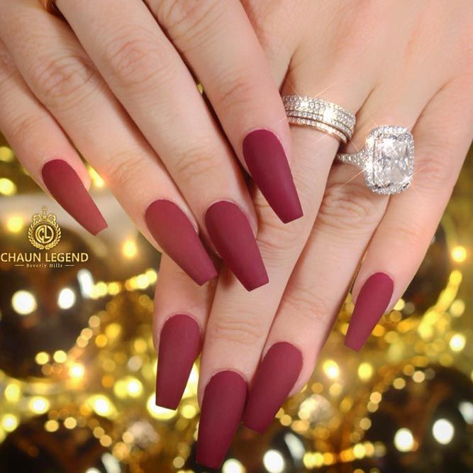 Hot Color Shades to Stay Fashionable with Ballerina Nails
