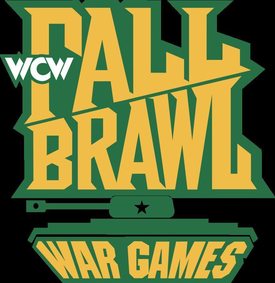 Wcw Fall Brawl Logo Google Search Wcw Wwf Brawl