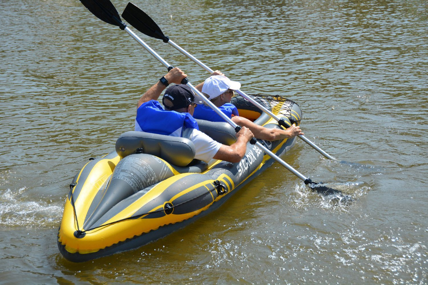 Jilong Zray St Croix Inflatable Kayak | Zray Sports